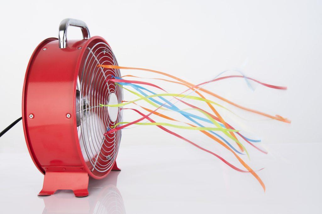 Cooling Summer Fan